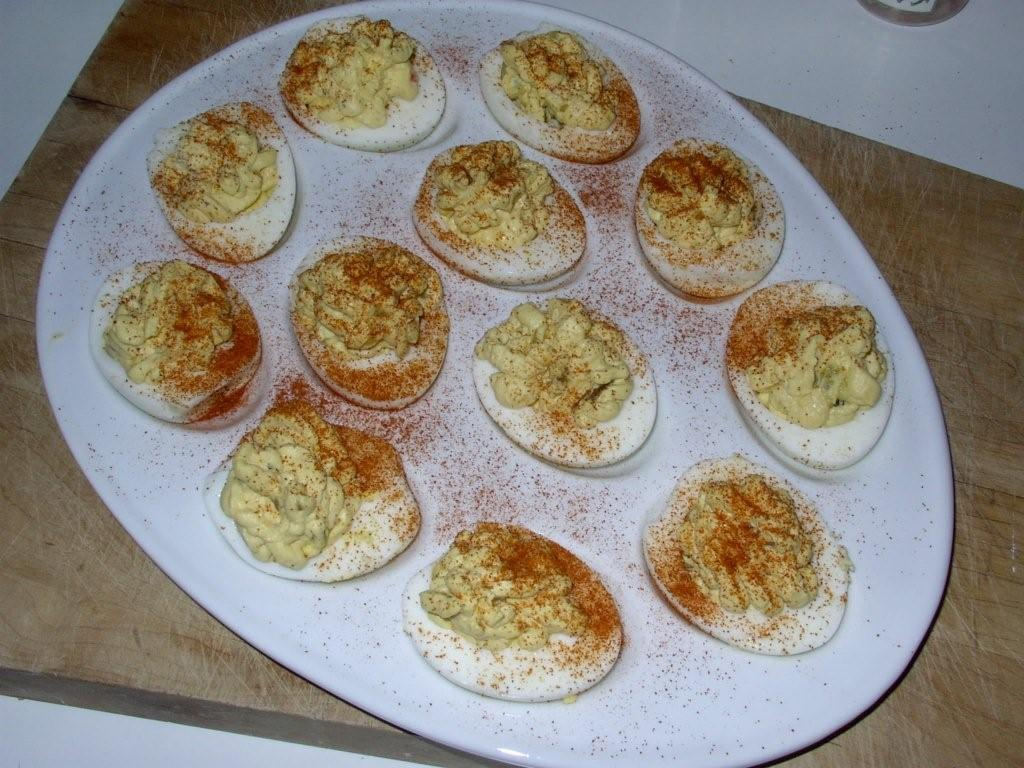 Best Basic Deviled Eggs Recipe — Dishmaps