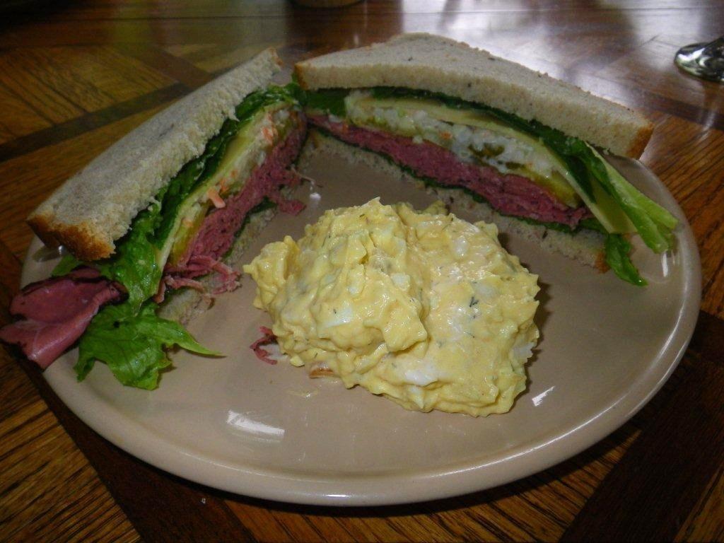 The Rachel Sandwich Recipes — Dishmaps